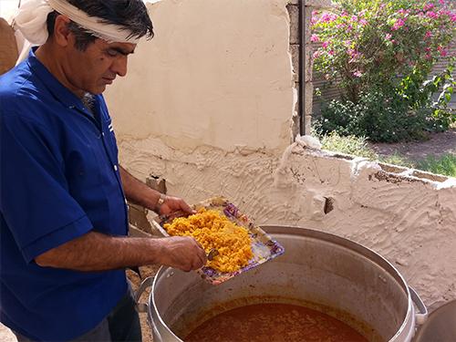 گزارش تصویری: مراسم افطار (#5)