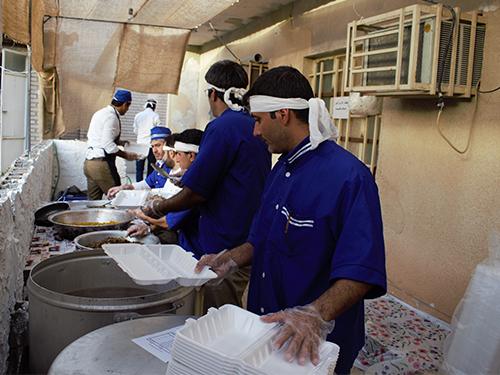 گزارش تصویری: مراسم افطار (#6)