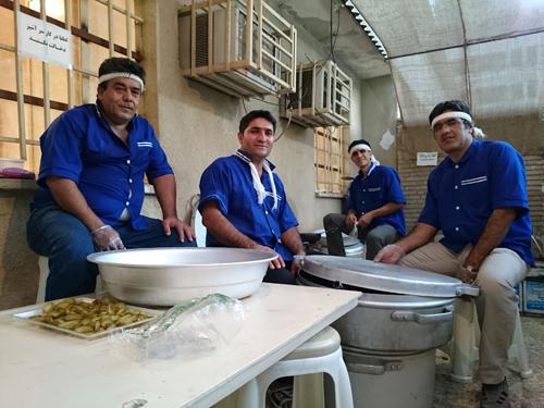 گزارش تصویری: مراسم افطار (#7)