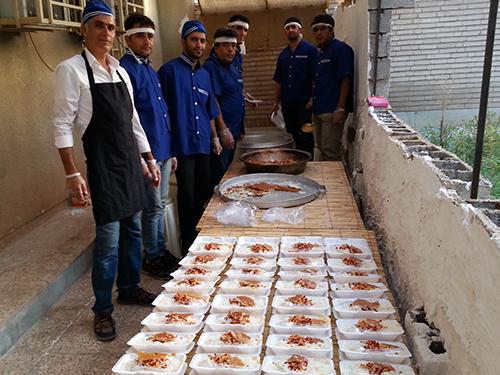 گزارش تصویری: مراسم افطار (#10)