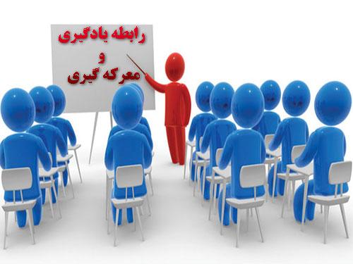 Image result for تصویر از سی دی رابطه یادگیری و معرکه گیری